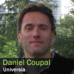 Daniel Coupal, Universia
