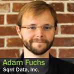Adam Fuchs, Sqrrl Data, Inc.