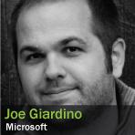 Joe Giardino, Microsoft