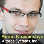 Renat Khasanshyn, Altoros