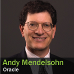 Andy Mendelsohn, Oracle