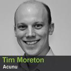 Tim Moreton, Acunu