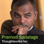 Pramod Sadalage, Thoughtworks Inc