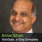 Amar Shan, YarcData, a Cray Company