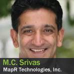 M.C. Srivas, MapR Technologies, Inc.