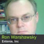 Ron Warshawsky, Enteros, Inc
